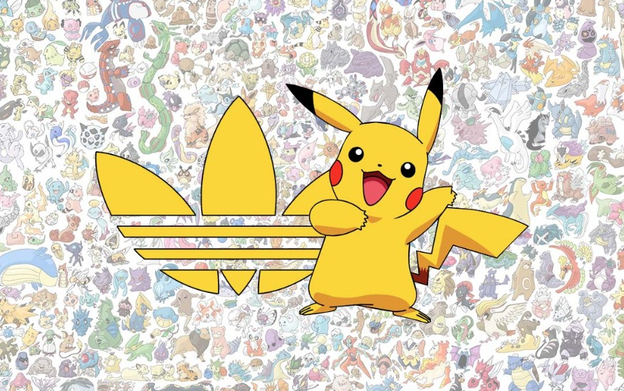 Jajaja Bibliografía Adepto  Official Pokemon X adidas Sneakers On The Way | NintendoSoup
