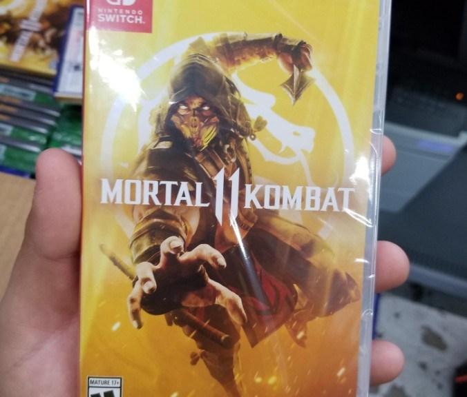 mortal kombat 11 aftermath switch