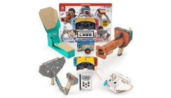 How To Watch Youtube VR Videos Using The Labo VR Kit
