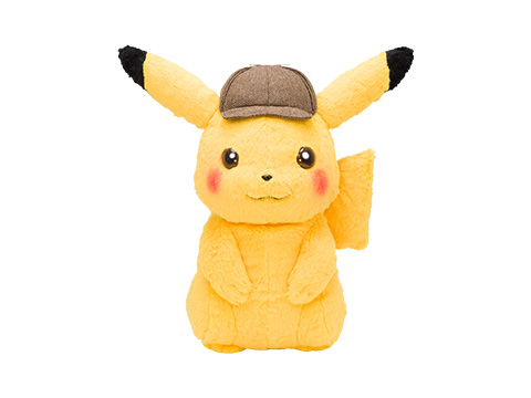 Pokemon Center Unveils Pokemon Detective Pikachu Movie Merchandise Nintendosoup