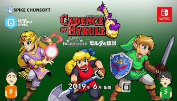 Cadence Of Hyrule Price Listing Appears On Eshop Nintendosoup