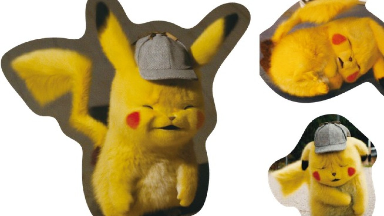Furrowed Detective Pikachu Turns Into Official Real Life Stickers Nintendosoup