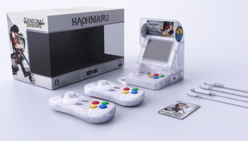 Amazon: Buy NEOGEO Mini On Black Friday And Get A Gamepad For Free