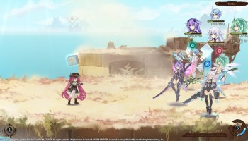 Super Neptunia RPG Coming To Switch This Fall | NintendoSoup