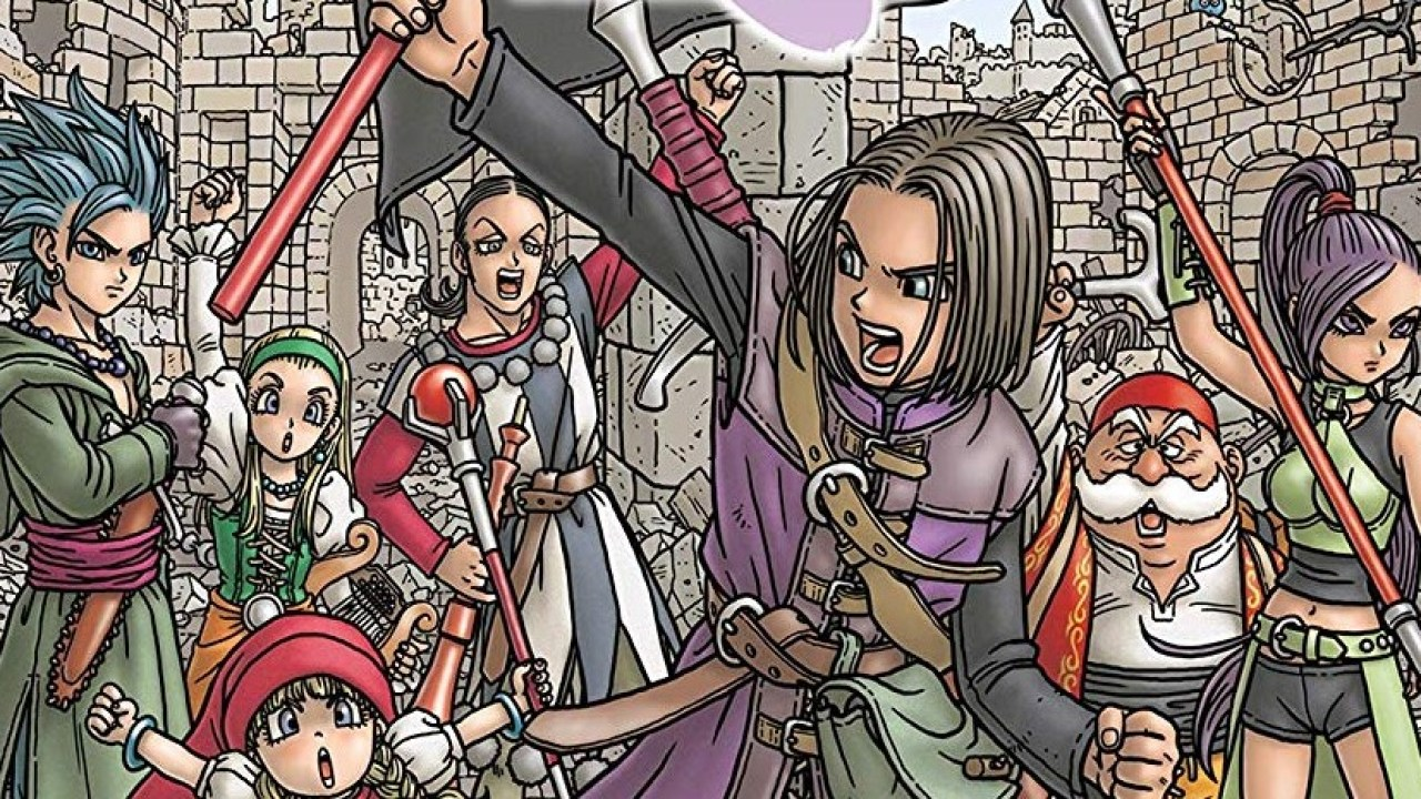 Dragon Quest XI S Updated On Switch Today | NintendoSoup