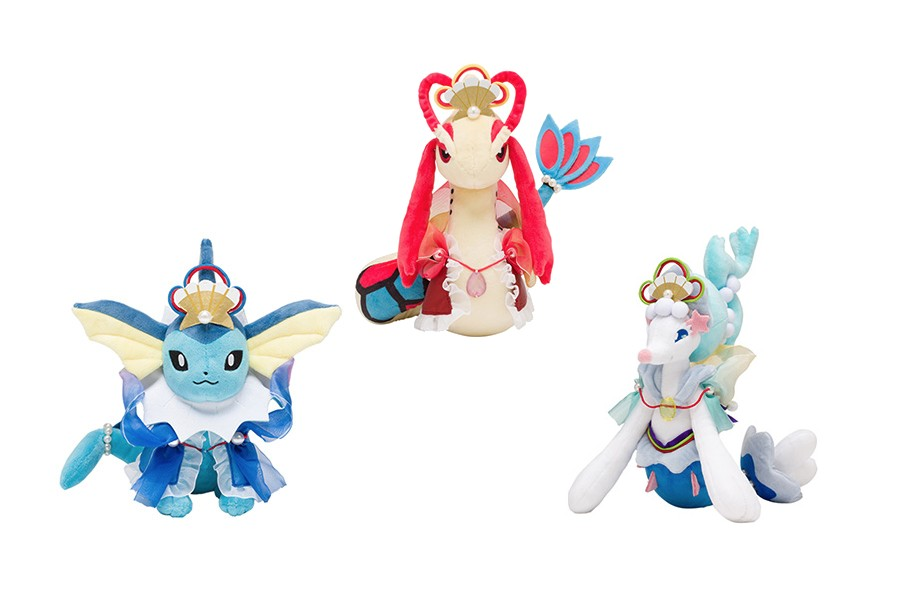Pokemon Center Original Pokémon accessory N7