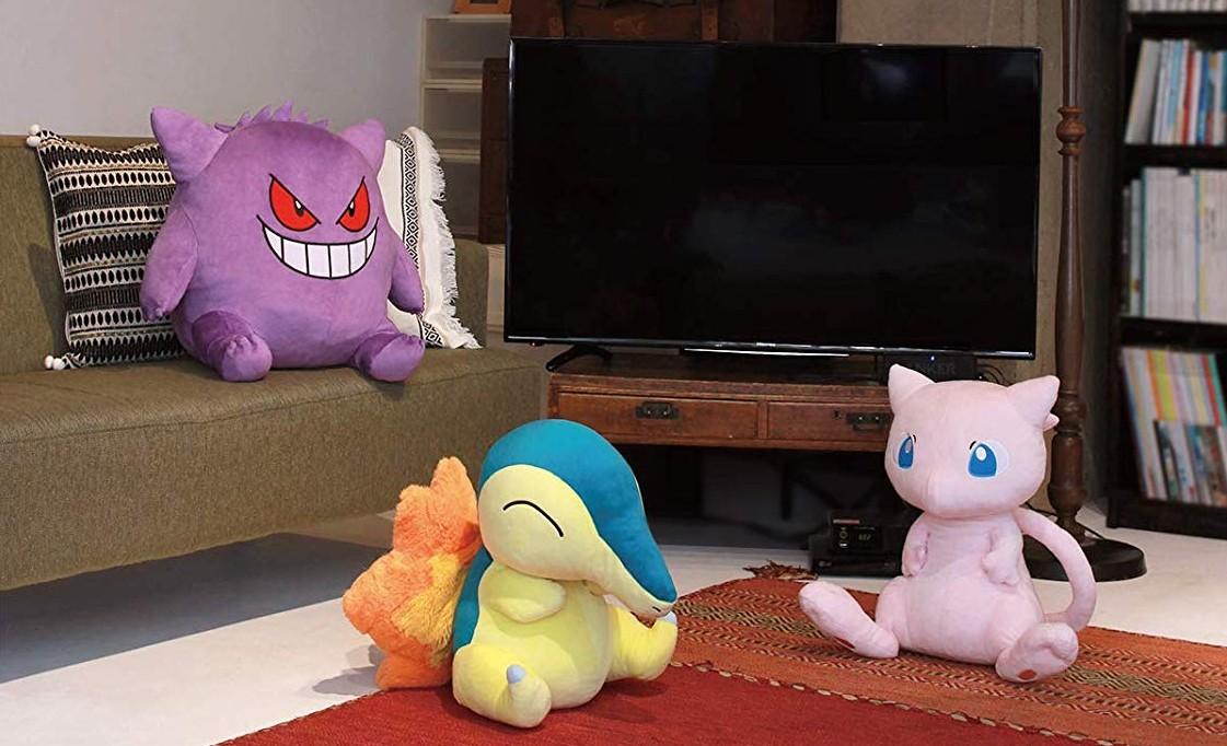 NEW Sanei Boeki Pokemon BigMore Charizard Plush Doll 49cm Stuffed Toy from Japan