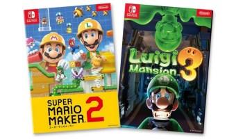 Random: Unused Song From Luigi's Mansion: Dark Moon Pops Up
