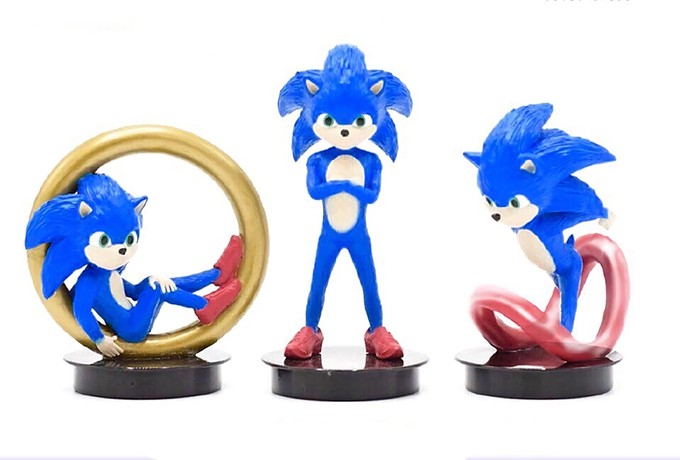 These Exclusive Sonic The Hedgehog Movie Figures May Never See Release Due To The Redesign Nintendosoup
