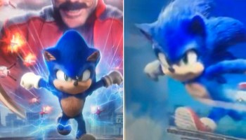 Full Body Render Of Movie Sonic The Hedgehog Supposedly Leaked Nintendosoup