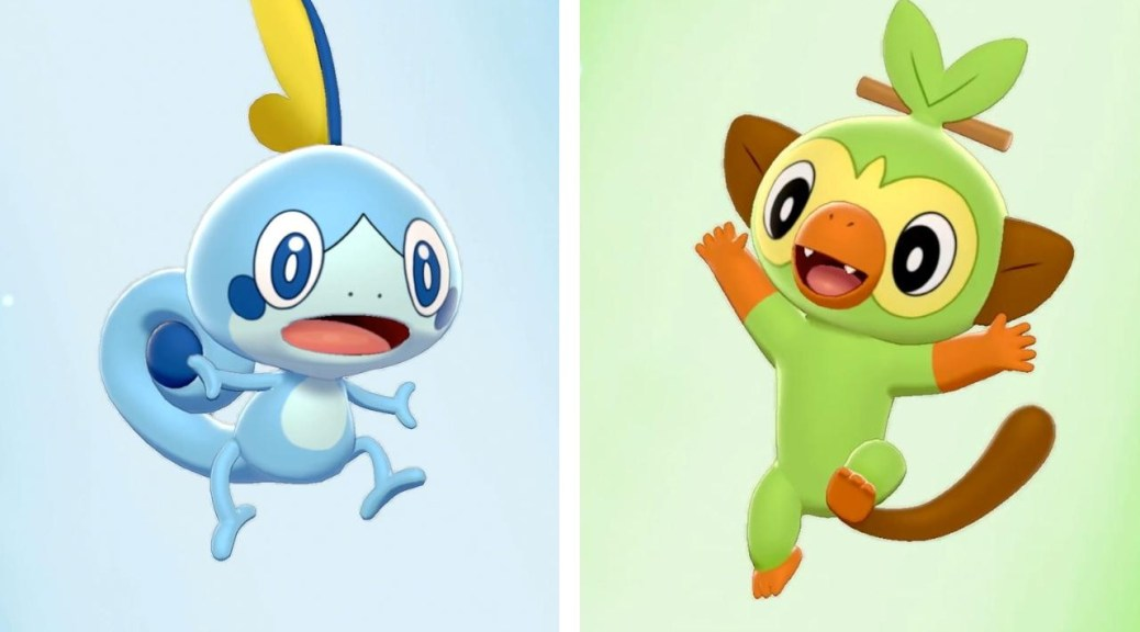 Grookey Final Evo / Grookey , scorbunny and sobble were the first pokémon to be revealed for pokémon sword and shield when the game was first properly announced in early 2019.