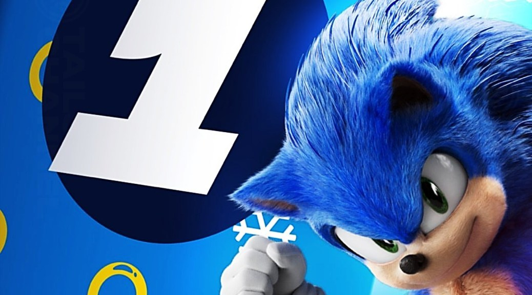 Check Out Another Look At Sonic S New Movie Design From Japanese Promo Nintendosoup