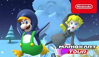 Mario Kart Tour S Mario Bros Tour Now Live Adds Classic Mario