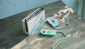 Nintendo Switch Animal Crossing New Horizons Edition Restock