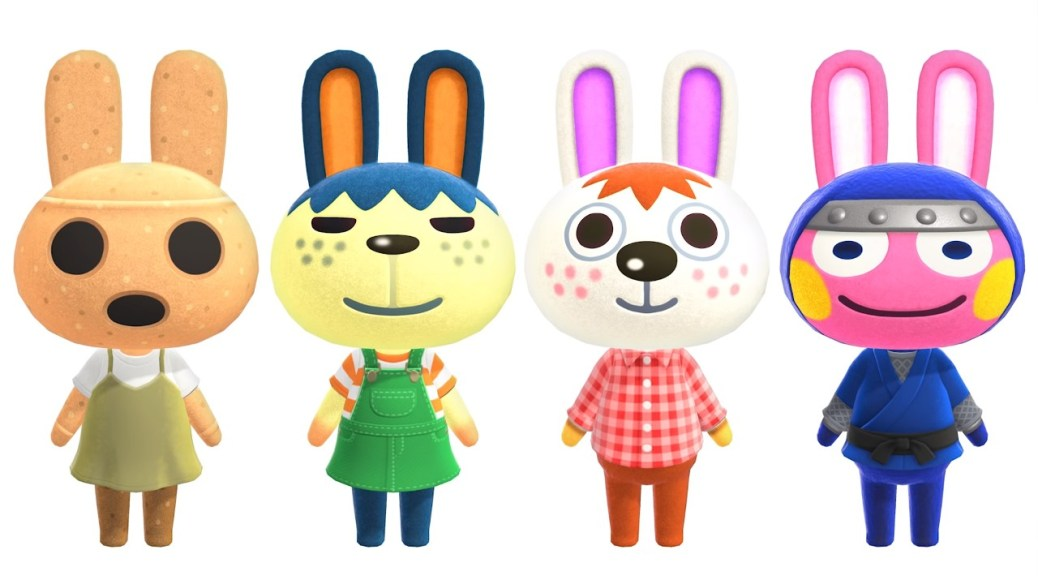 Massive Batch Of Animal Crossing New Horizons Renders Shows Off Returning Villagers New Outfits And More Nintendosoup