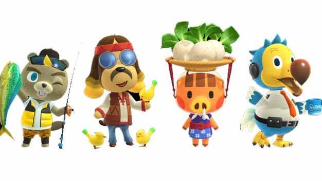 Animal Crossing New Horizons Receives Multiple New Artwork Nintendosoup