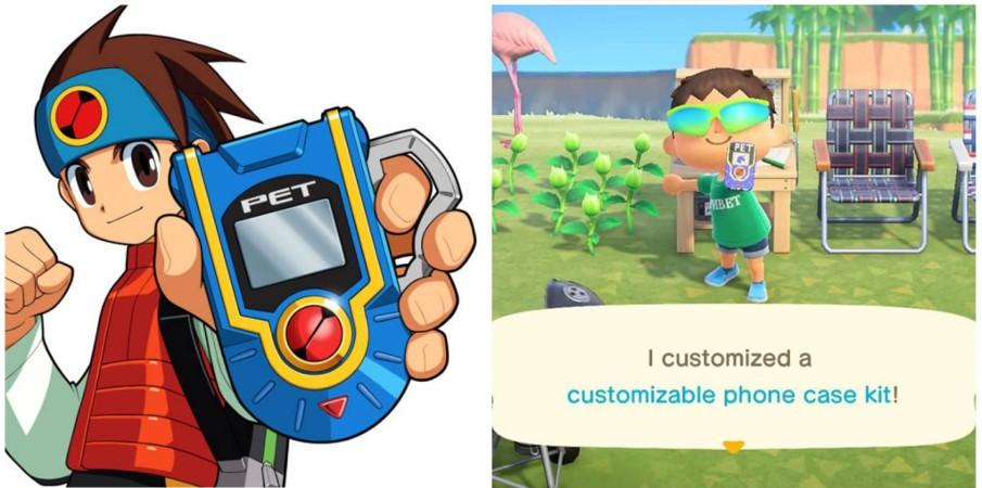 Transform Your Animal Crossing Nookphone Into A Mega Man