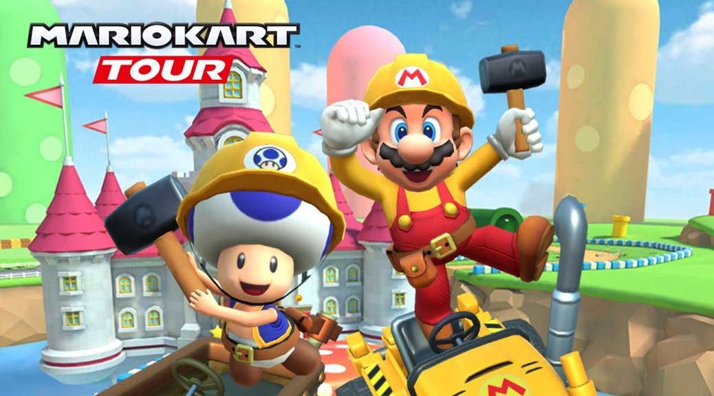 Mario Kart Tour S Trick Tour Commences April 21 Introduces
