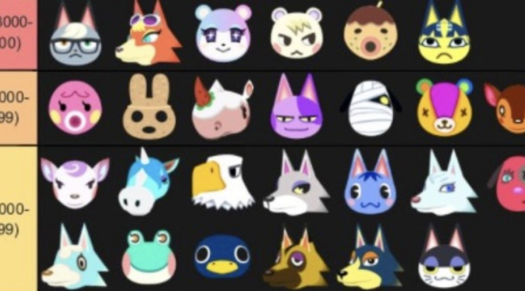 These Are The Best And Worst Animal Crossing New Horizons