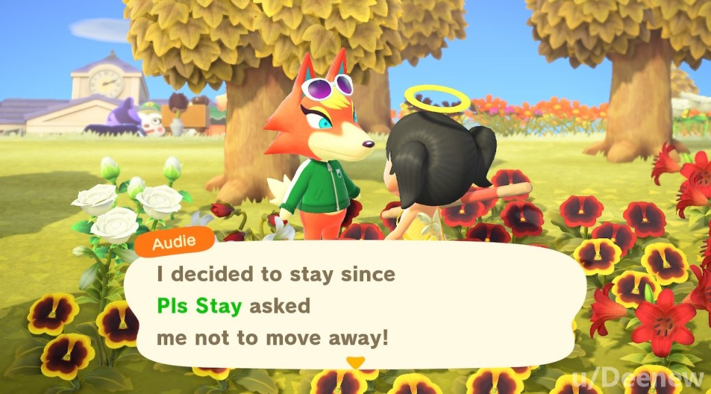 Datamine Here S How Animal Crossing New Horizons Determines Which Villager Decides To Move Out Nintendosoup