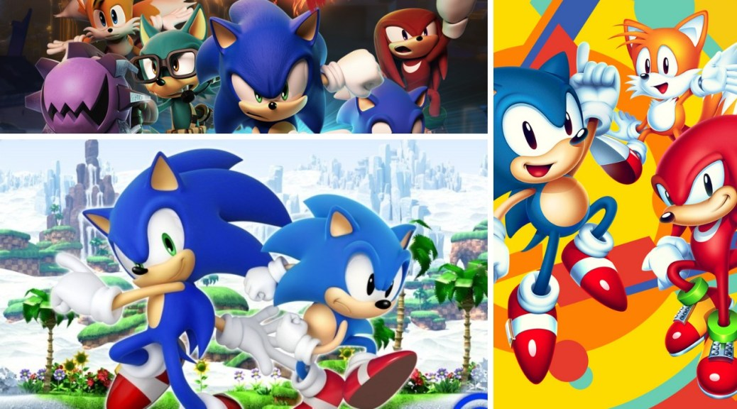 Various Sonic Games Now On Sale Via Switch And 3ds Eshop Up To 50 Off Nintendosoup