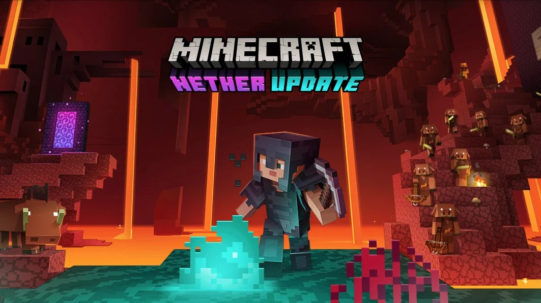 Minecraft's Nether Update Heads To Switch On June 23, 2020 ...