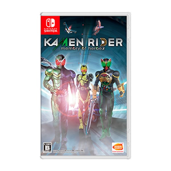 kamen rider memory of heroez english physical edition switch nintendosoup kamen rider memory of heroez english physical edition switch nintendosoup