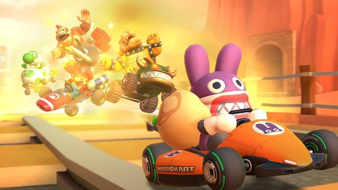 Mario Kart Tour S Wild West Tour Commences On July 28 2020