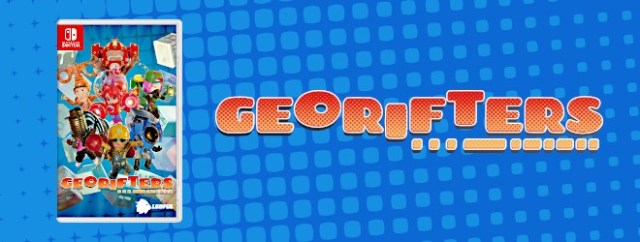 Buy shifting action platformer Georifters and get exclusive wallpapers!