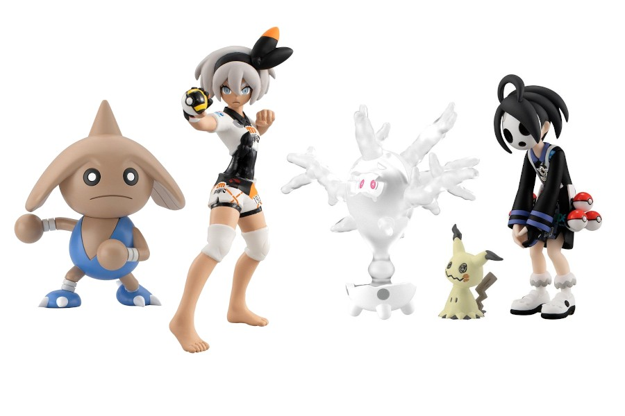 Pokemon Scale World Figure BANDAI Galar Region Nessa /& Drednaw 1//20 Japan