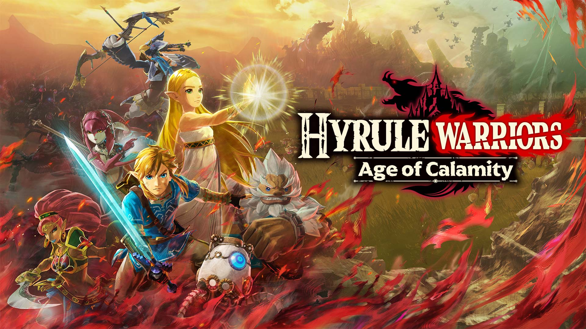 Hyrule Warriors Age Of Calamity Website Confirms The Game Supports Local Co Op Multiplayer Nintendosoup
