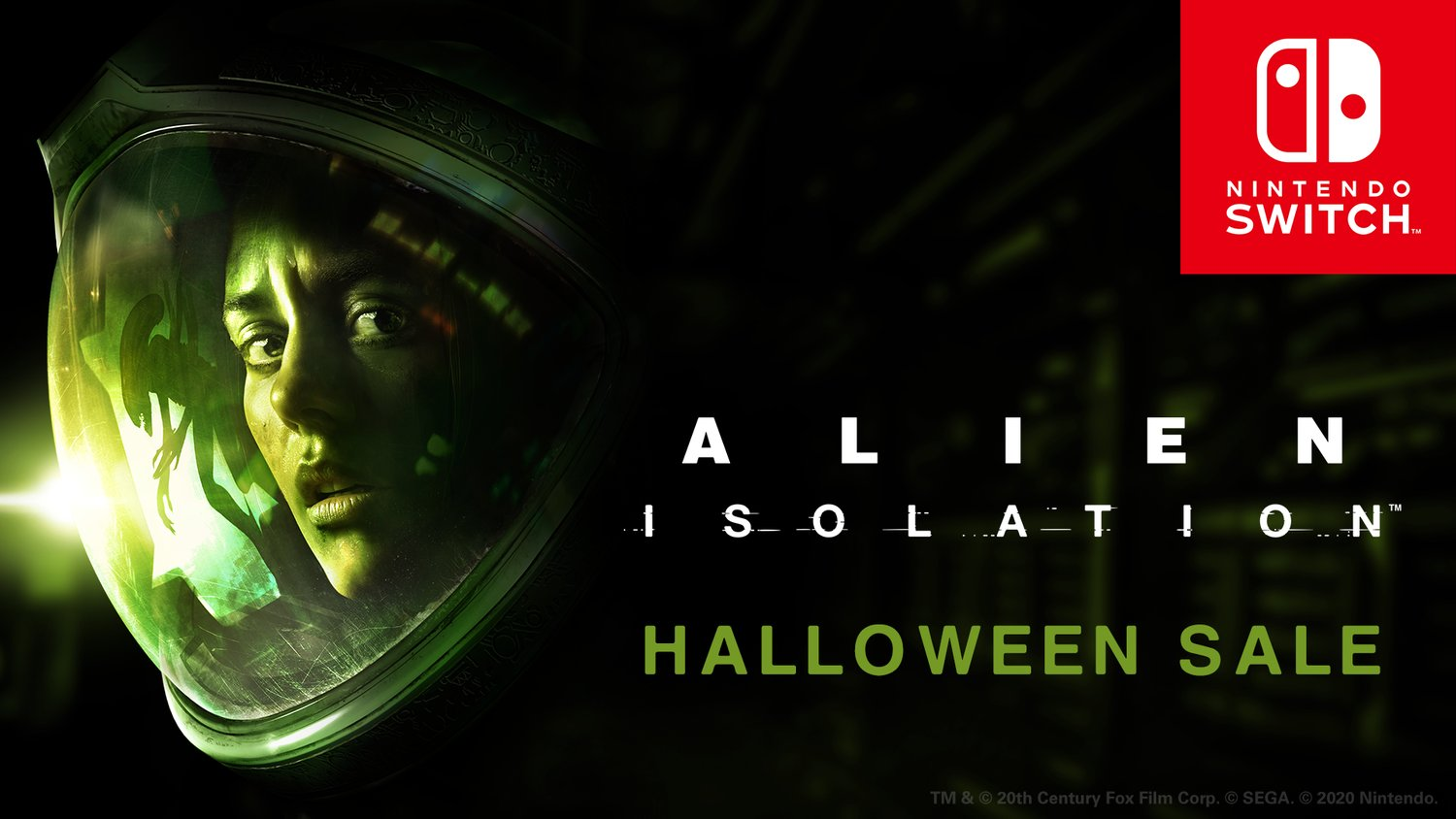 Alien: Isolation For Switch Discounted To Just $20 During Halloween eShop Sale | NintendoSoup