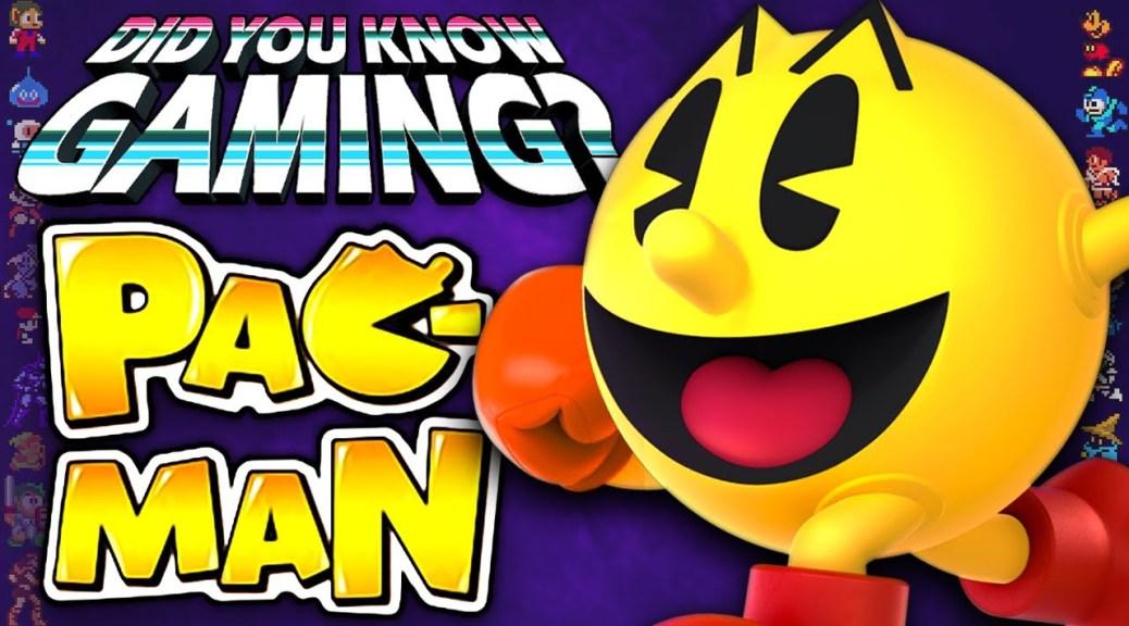 Pac Man Archives Nintendosoup