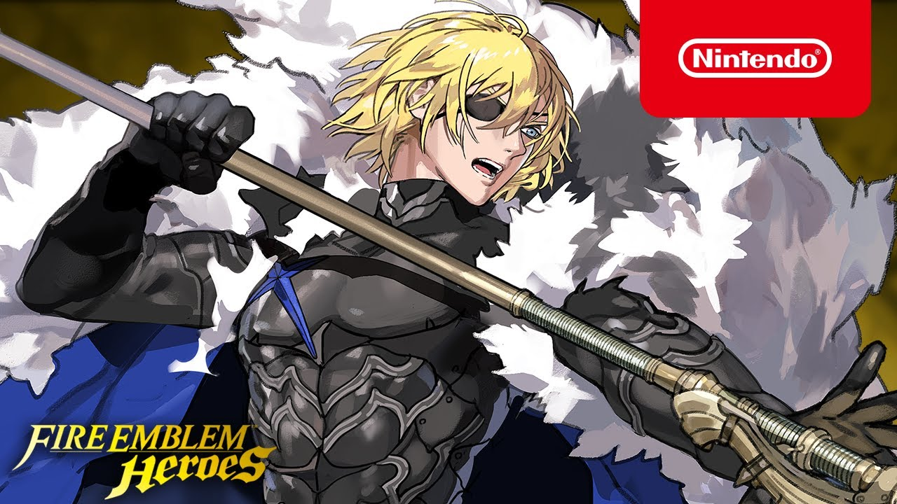 Legendary Hero Dimitri: Savior King Heading To Fire Emblem Heroes October 30th | NintendoSoup