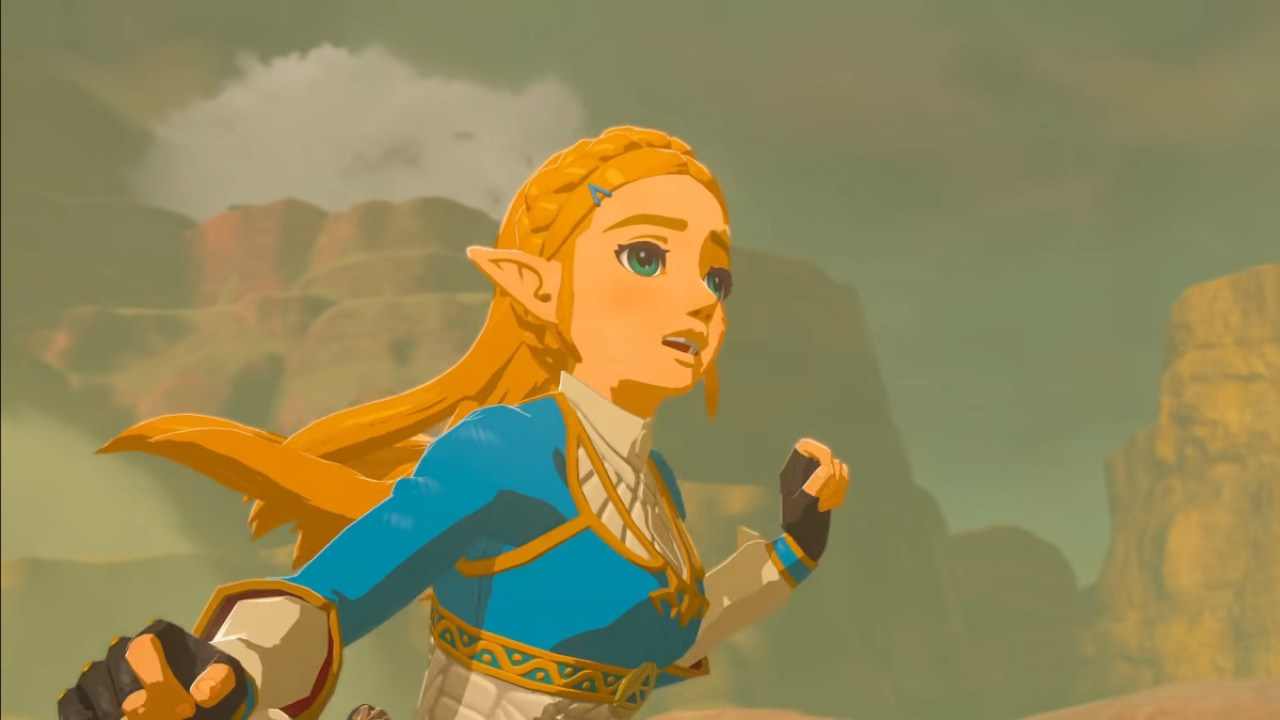 Zelda S Voice Actress From Breath Of The Wild Looks Back On The Negative Reception Towards Her Performance Nintendosoup