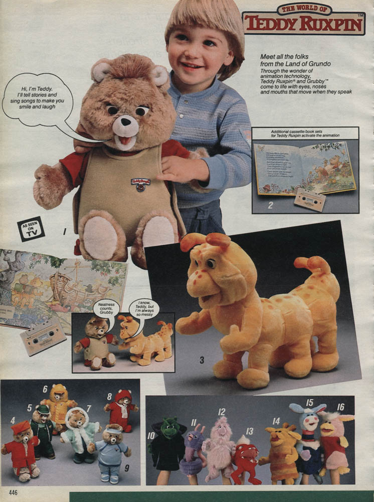 Sears Wish Book Features NES & More Exciting Toys – Nintendo
