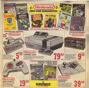 Kay-Bee Toys Ad | October 8-15 1989-2