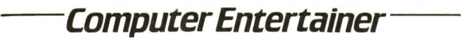Computer Entertainer Logo
