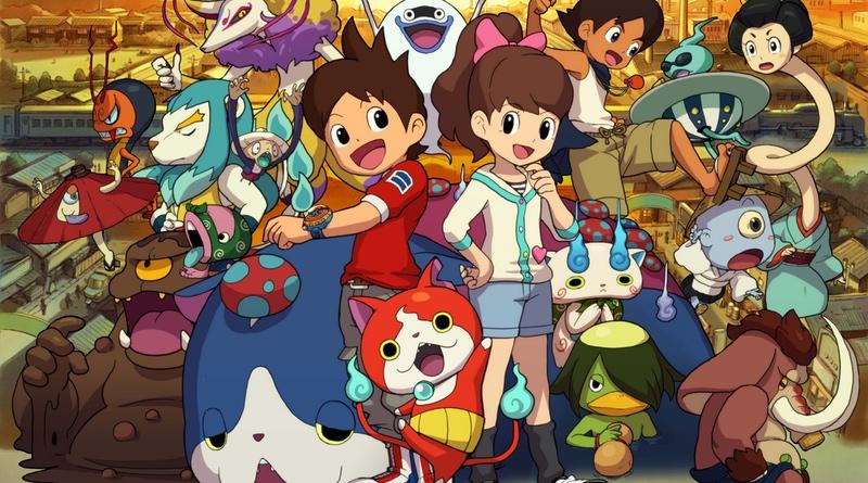 Yo-Kai Watch 2 Announced For U.S. – Nintendo Times 049c5a85ec