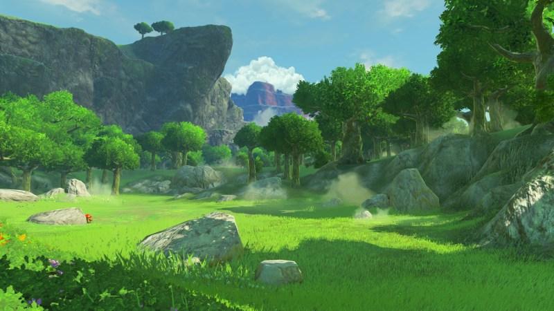 zelda-forest