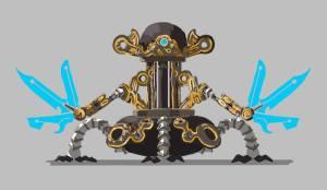 Zelda-Guardian-Art