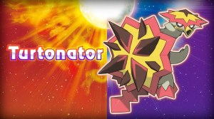 VIDEO: Turtonator Revealed For Pokémon Sun & Moon