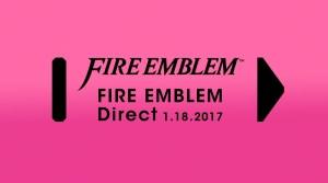 Reminder: Fire Emblem Direct Today