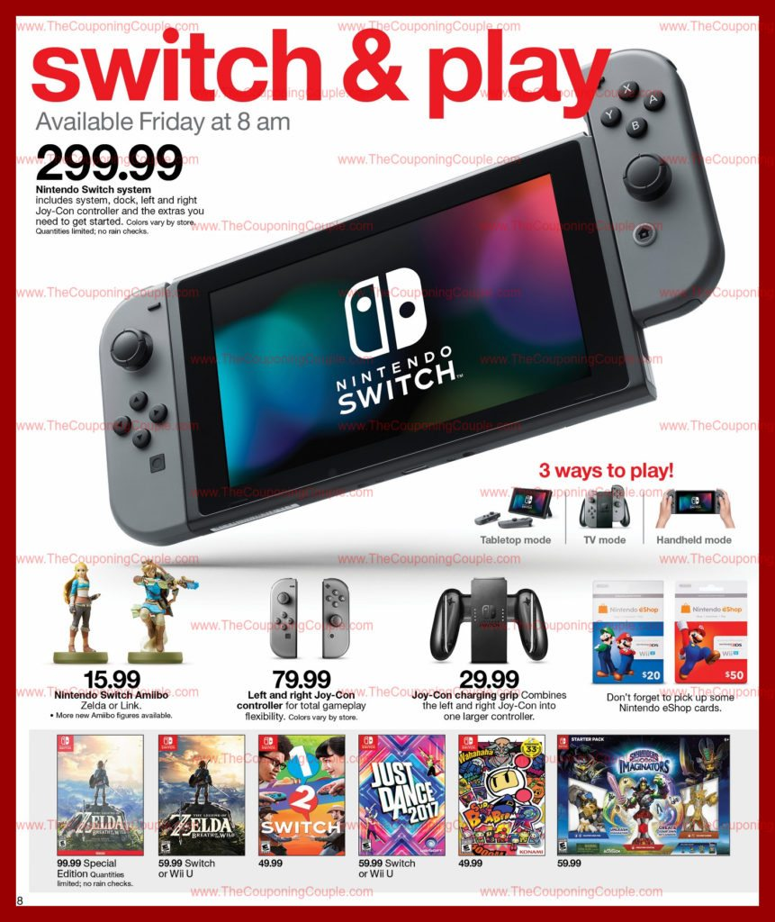 If You're Still Struggling To Track Down A Nintendo Switch, It Definitely  Won't Hurt To Call Your Local Target And Ask If They're Planning To Stock  The