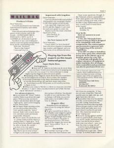 Nintendo Fun Club News - Winter 1987 - Page 5