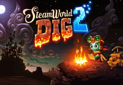 SteamWorld Dig 2 Hits Nintendo 3DS On February 22