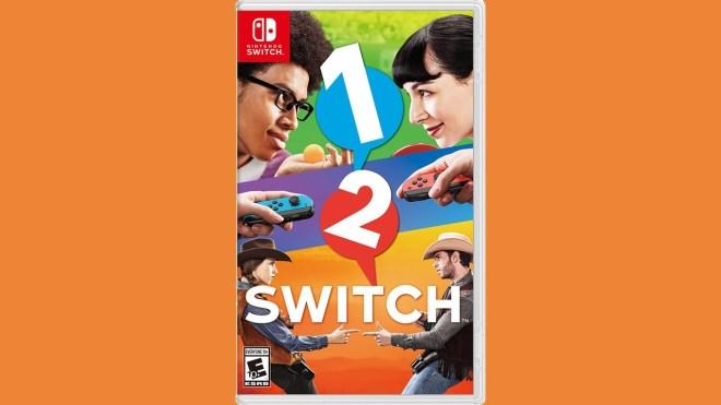1-2 Switch Game Hub