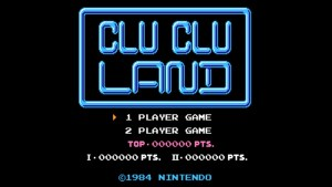 Clu Clu Land (NES) Game Hub