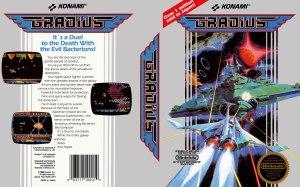 Gradius Box