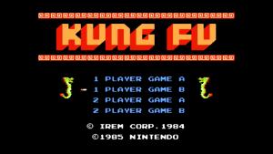 Kung Fu (NES) Game Hub